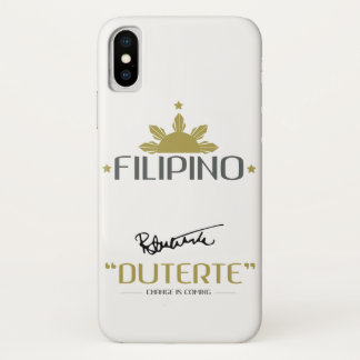 Philippinisches Thema-Fall iphone X iPhone X Hülle
