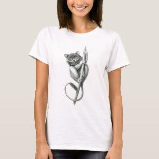Philipppine Tarsier schukina T-Shirt