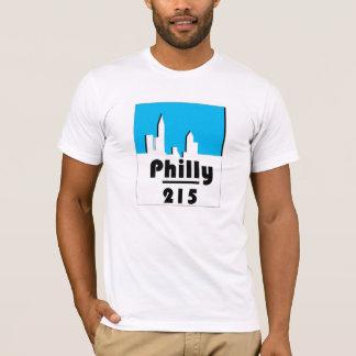 Philly 215: Zwei Schatten T-Shirt