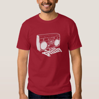 Philly Boombox T Shirts