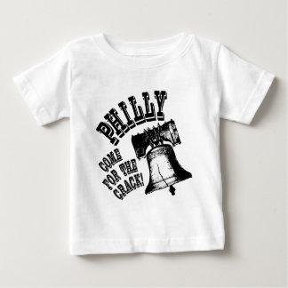 Philly - gekommen für den Sprung! Baby T-shirt