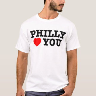 Philly Lieben Sie T-Shirt