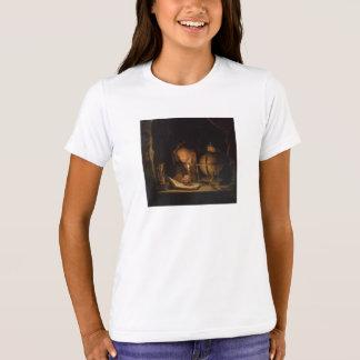 Philosophen-Alchemist im Labor T-Shirt