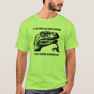Philosoraptor Asiat T-Shirt
