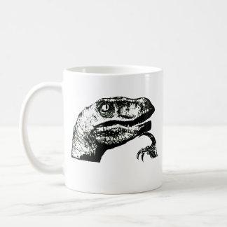 Philosoraptor - guter Morgen? Kaffeetasse