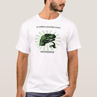 Philosoraptor Menopause T-Shirt