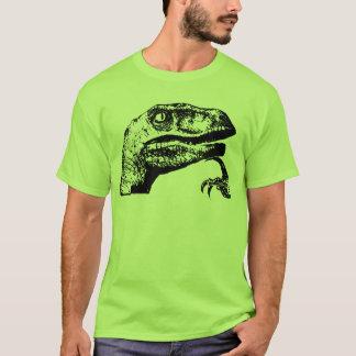Philosoraptor - Philosophen-Raubvogel? T-Shirt