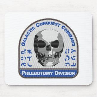 Phlebotomy-Abteilung - galaktischer Mousepad