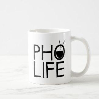 Pho Leben Kaffeetasse