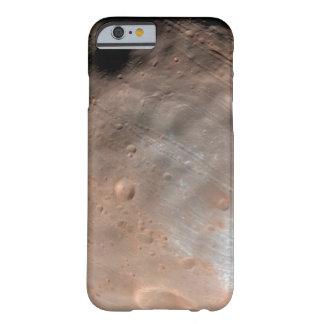 Phobos, Mond von Mars, herauf nahes Barely There iPhone 6 Hülle