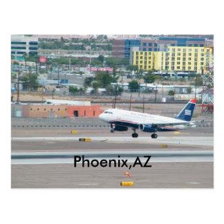 Phoenix, AZ Postkarte