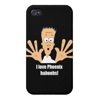 Phoenix haboobs iPhone 4 etuis