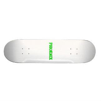 Phoenix Personalisierte Skateboarddecks