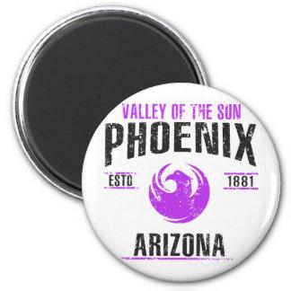 Phoenix Runder Magnet 5,7 Cm