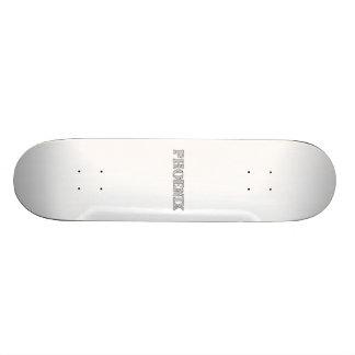 Phoenix Skateboarddecks