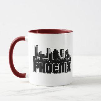 Phoenix-Skyline Tasse