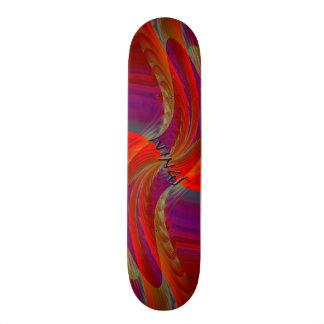 Phoenix-Steigen Personalisierte Skateboards