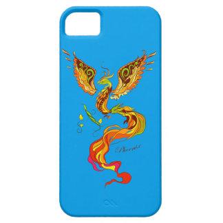 Phoenix-vektorillustration Etui Fürs iPhone 5