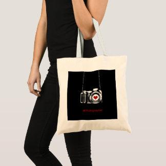 """""""#Photographer"""" stilvolle einzigartige Tasche"""