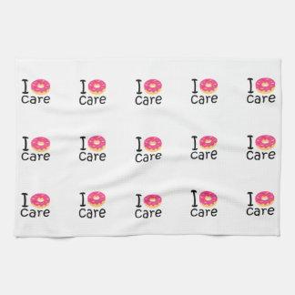 Phrasen-Zitat emoji der modischen Geschirrtuch