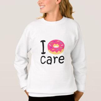 Phrasen-Zitat emoji der modischen Sweatshirt