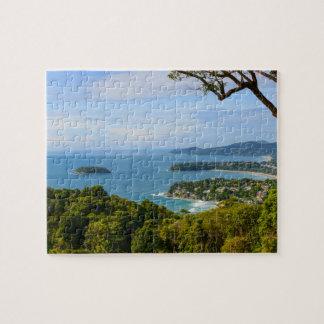 Phuket Thailand - Kata Strand Puzzle