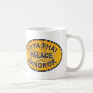 Phya thailändischer Palast Bangkok Kaffeetasse
