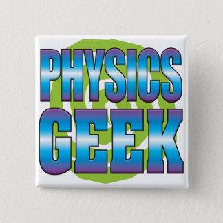 Physik-Aussenseiter v3 Quadratischer Button 5,1 Cm