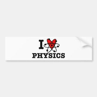 Physik Autoaufkleber