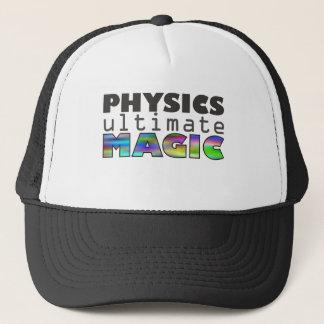 Physik - entscheidende Magie Truckerkappe