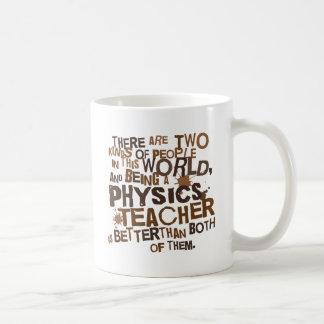 Physik-Lehrer-Geschenk Kaffeetasse