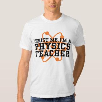 Physik-Lehrer Hemd