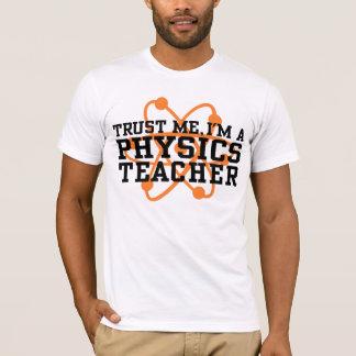 Physik-Lehrer T-Shirt