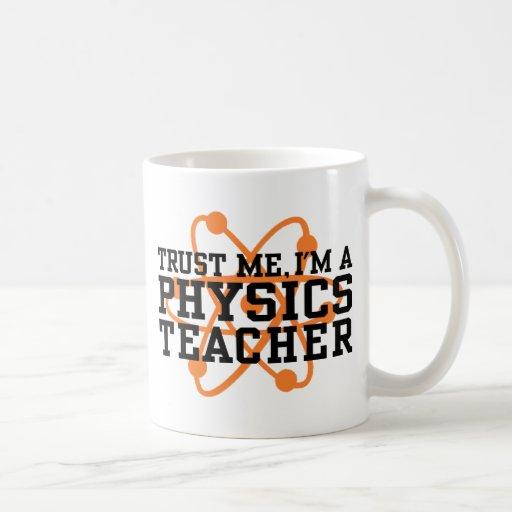 Physik-Lehrer Kaffee Tassen