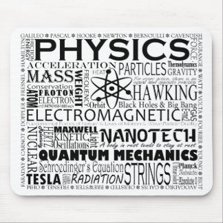 Physik Mousepad