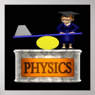 Physik Plakatdrucke