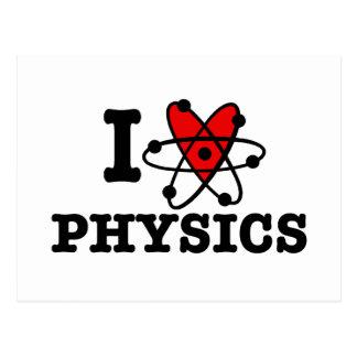 Physik Postkarten