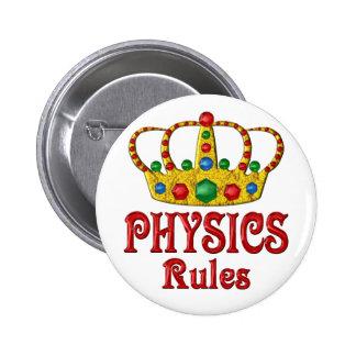 PHYSIK Regeln Button