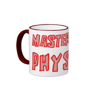 Physik Ringer Tasse