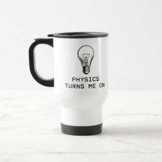 Physik schaltet mich ein reisebecher