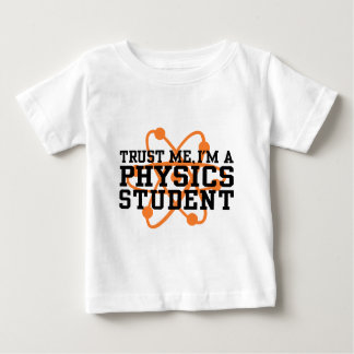 Physik-Student Baby T-shirt