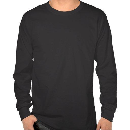 Physik-T - Shirt auf Dunkelheit