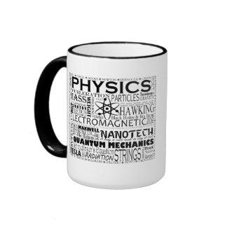 Physik-Tasse Ringer Tasse
