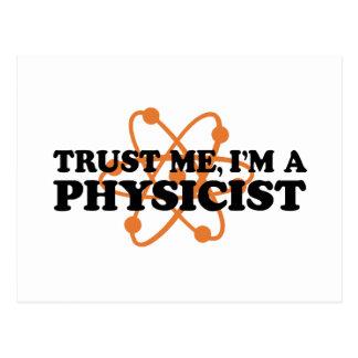 Physiker Postkarten