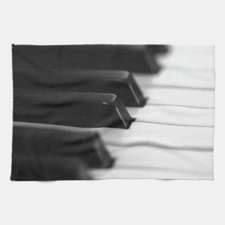 piano handtuch