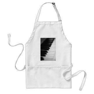 piano schürze