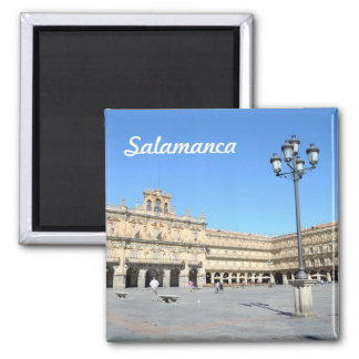 Piazza-Bürgermeister, Salamanca Quadratischer Magnet