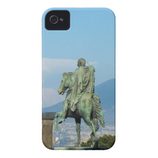 Piazza Del Plebiscito, Neapel iPhone 4 Cover
