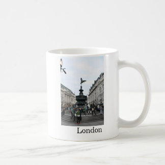 Picadilly Zirkus. London Kaffeetasse