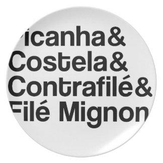 PICANHA RIPPE, CONTRAFILÉ, MIGNON, TELLER